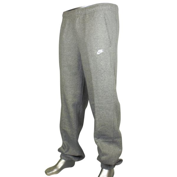 New-Mens-Boys-Nike-Fleece-Grey-Jog-Pant-Jogging-Pants-Bottoms-Size-S-M-L-XL-XXL
