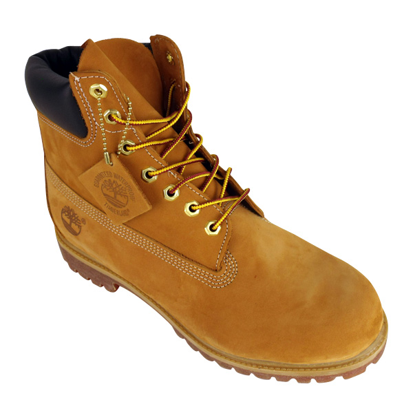 mens timberland 6 quot premium boot wheat nubuck leather