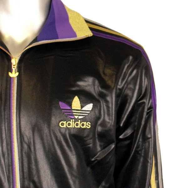 Mens Adidas Originals Chile 62 Rib TT Black