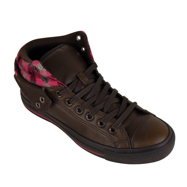 Converse-All-Star-Ladies-Womens-Shoes-CT-PC2-MID-Ankle-Boot-Leather-Trainers