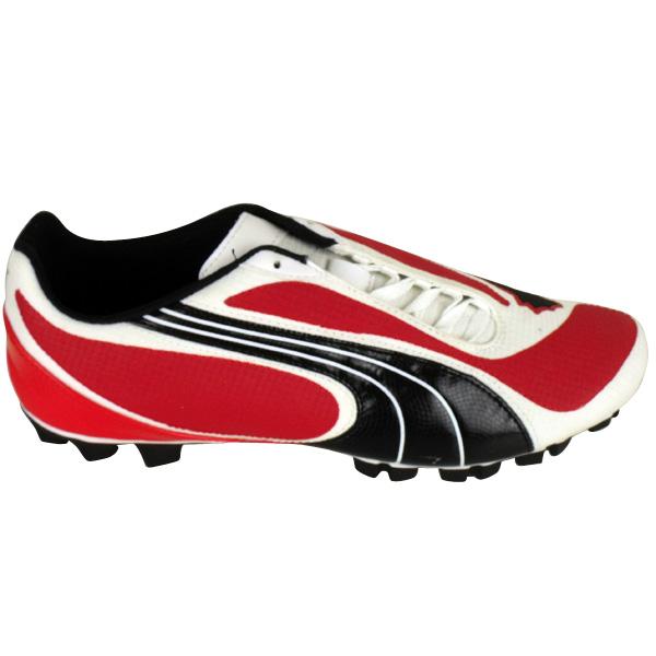 mens v5 08 gcr hg white black football boots soccer boot size uk 7 12 ebay