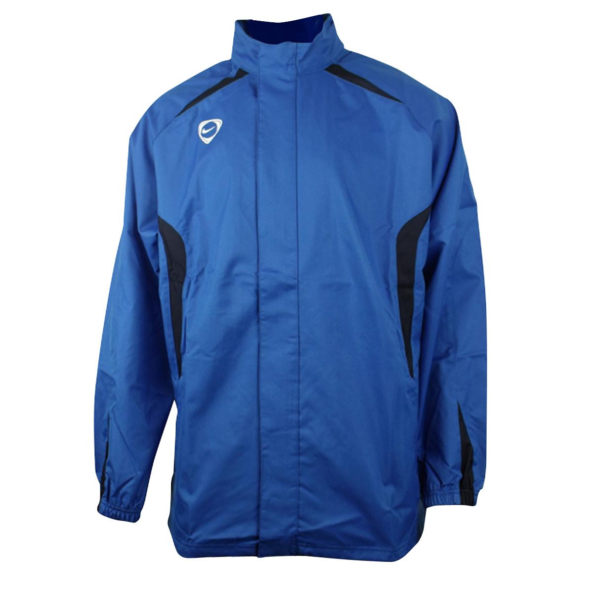 Mens-Nike-Vapor-Tiempo-Blue-Woven-Coat-Football-Running-Training-Jacket-L-XXL