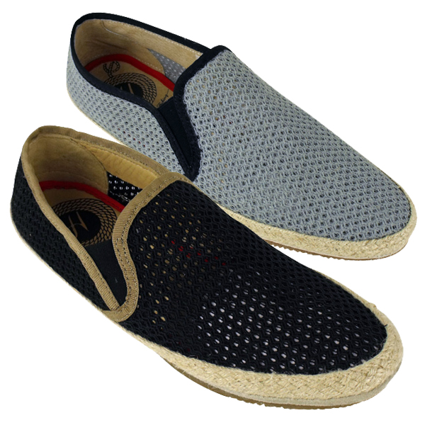 MENS PLIMSOLES PLIMSOLLS HESSIAN ESPADRILLES SHOES SANDALS CANVAS