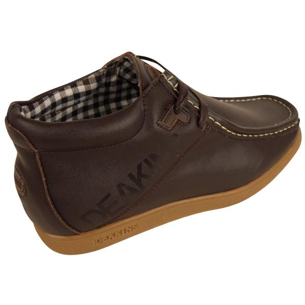 Deakins School Shoes Mens