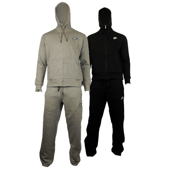 nike sweat suits men