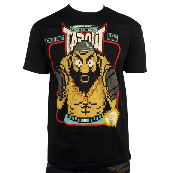 Ufc Tapout 2: Mens Tapout MMA UFC T-Shirt Cage Fight Tee Top Designer