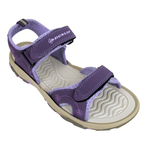Womens Dunlop Walking Sports Beach Velcro Sandals Ladies