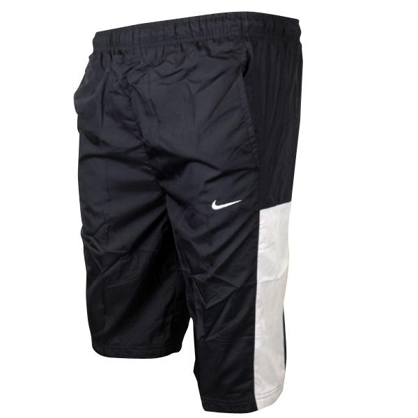 kurze hose shorts herren jungen nike 3 4 lang knie sommer xs xxl ebay. Black Bedroom Furniture Sets. Home Design Ideas