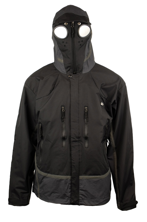 Mens New Location Manticore Waterproof Goggle Rain Hooded Jacket ...