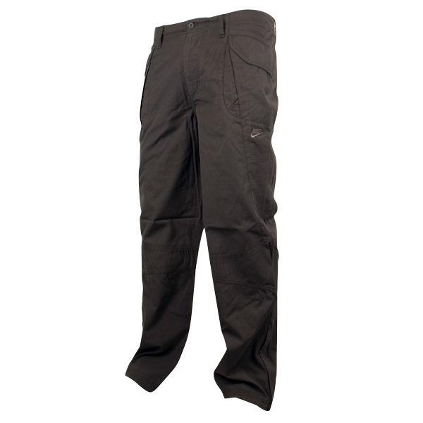 Mens Nike Cotton Cargo Combat Trousers Pants Multi Pocket Pant ...