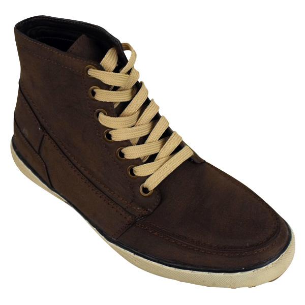 moccasin chukka boots mens casual brown fashion moc toe