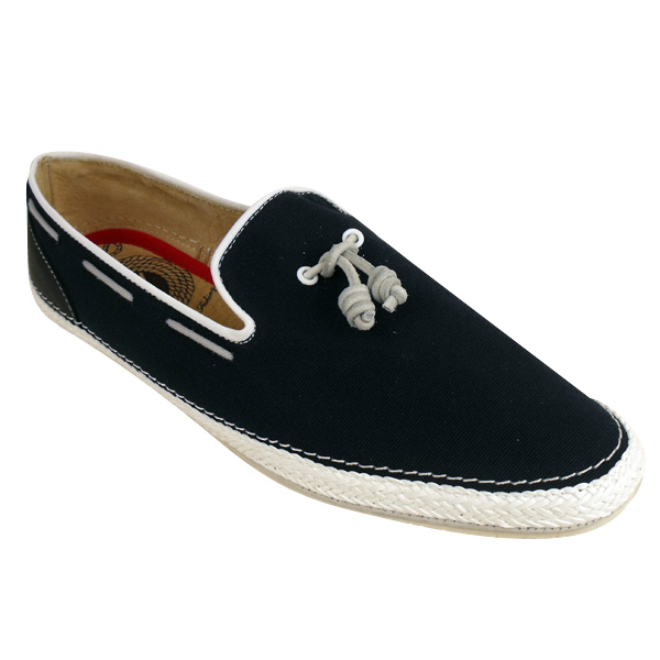 Mens-H-by-Hudson-Waldren-Casual-Shoe-Espadrille-Loafer-Shoes-Espadrilles-8-12