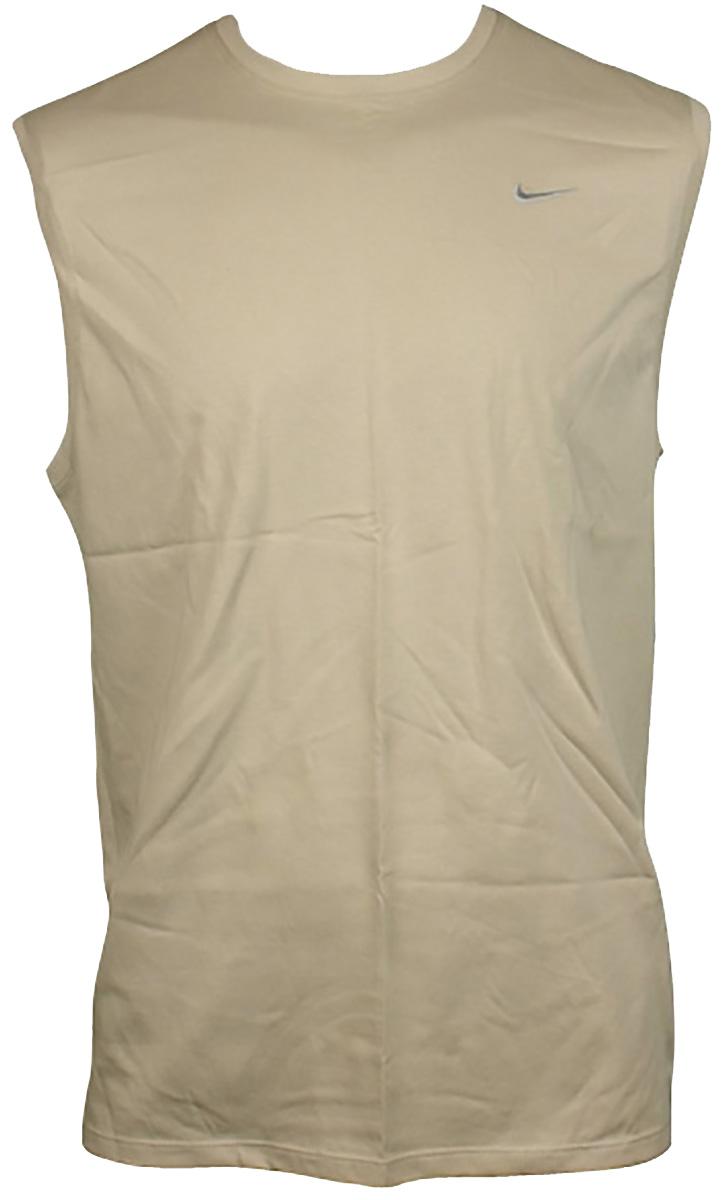 Mens Nike Dry Dri Fit Running Shirt Vest Top T Shirt Gym