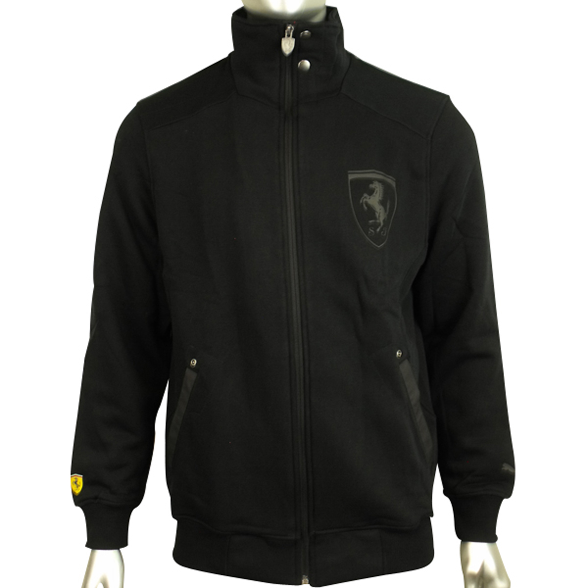 jacke herren sweatshirt puma scuderia ferrari sf formel 1. Black Bedroom Furniture Sets. Home Design Ideas