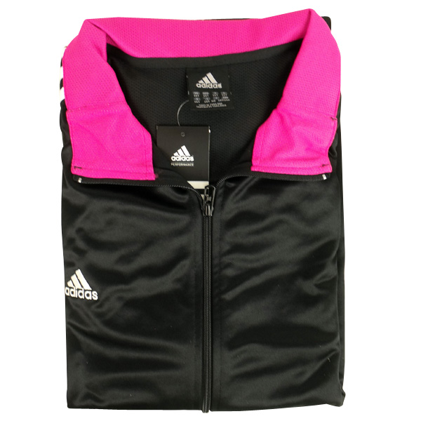 Mens adidas eu club climacool track suit top basketball for Big and tall athletic shirts