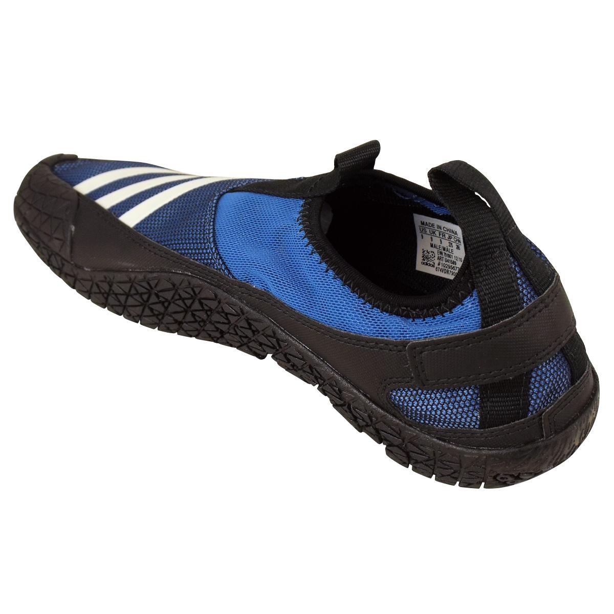 Mens Adidas Jawpaw II 2 Slip On Boat Water Pumps Shoes ...