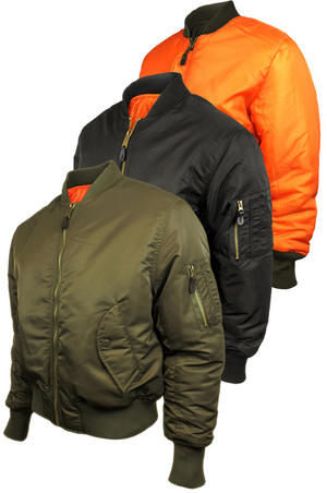 Mens Location MA1 Flight Jacket Preview