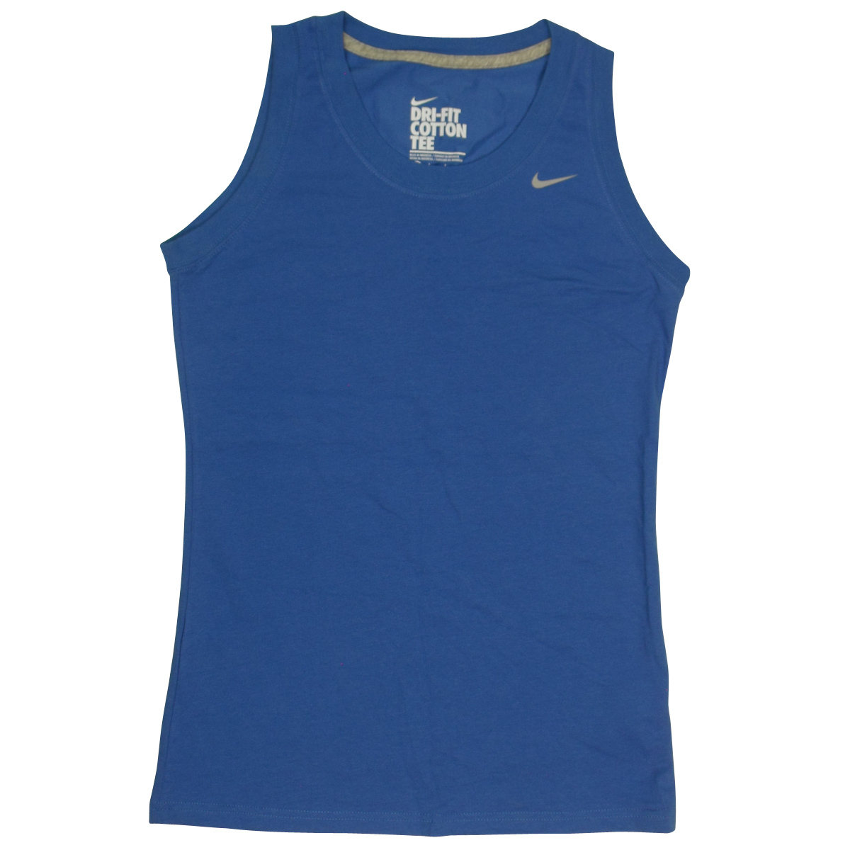 Womens nike dry dri fit running shirt vest top t shirt for Best athletic dress shirts