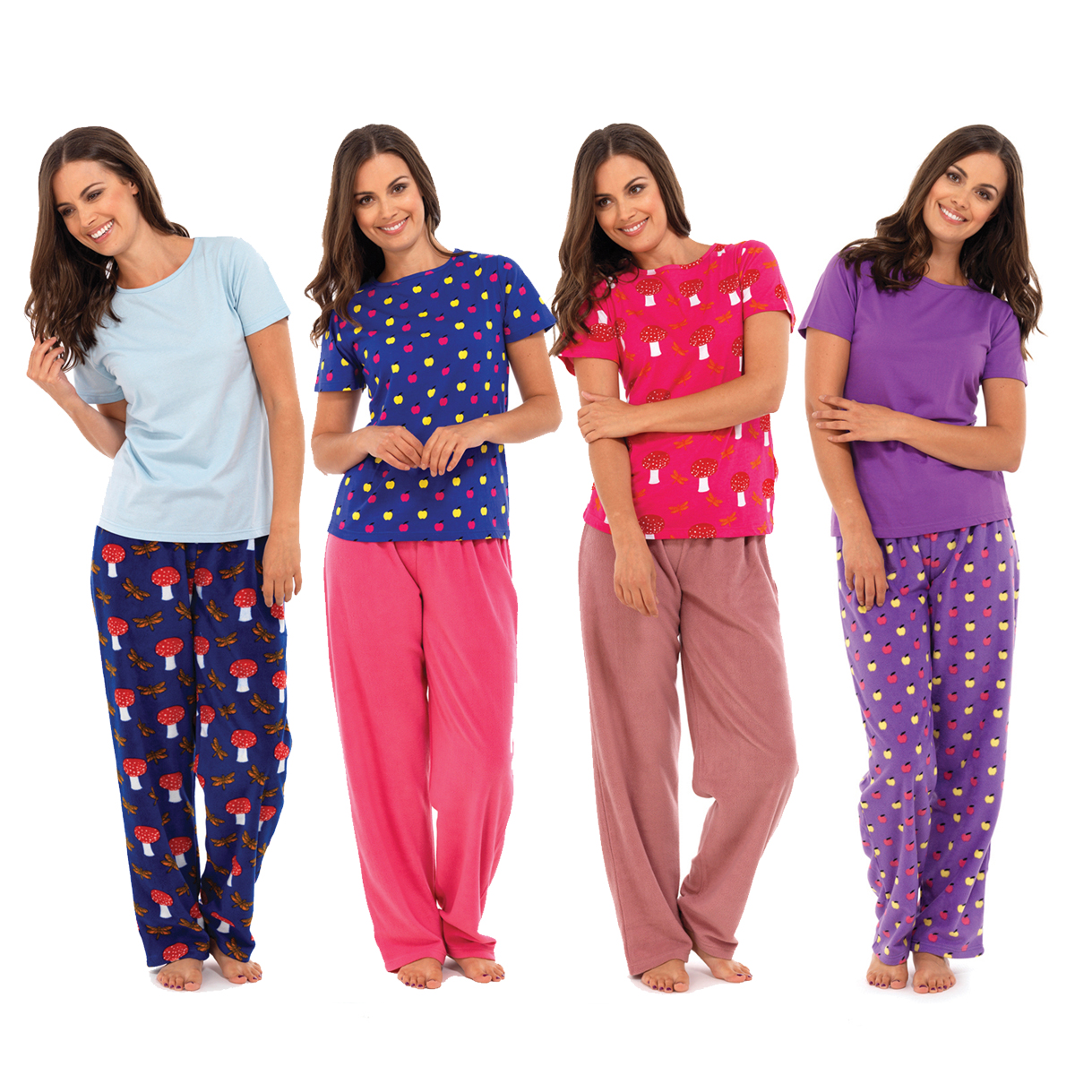 ladies night dress pyjamas - photo #19