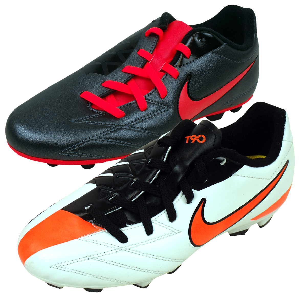 Boys-Nike-Total-90-FG-Firm-Ground-Football-Boots-Junior-Sizes-Kids-Size-UK-10-6