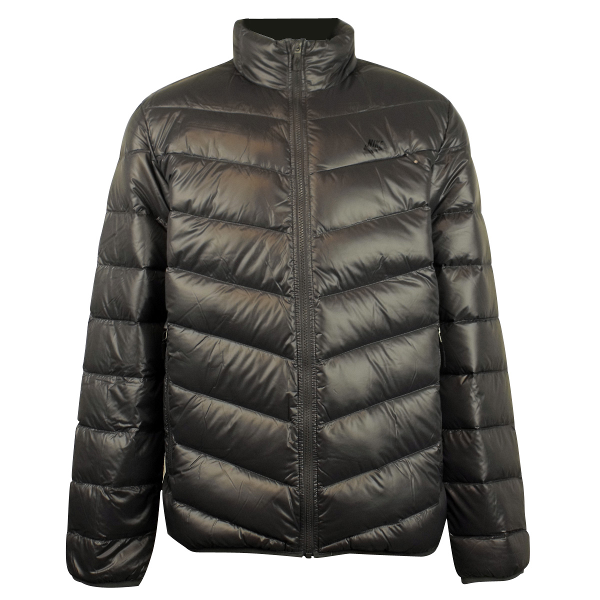 Mens Nike Padded 700 Goose Down Fill Cascade Bomber Jacket Winter ...