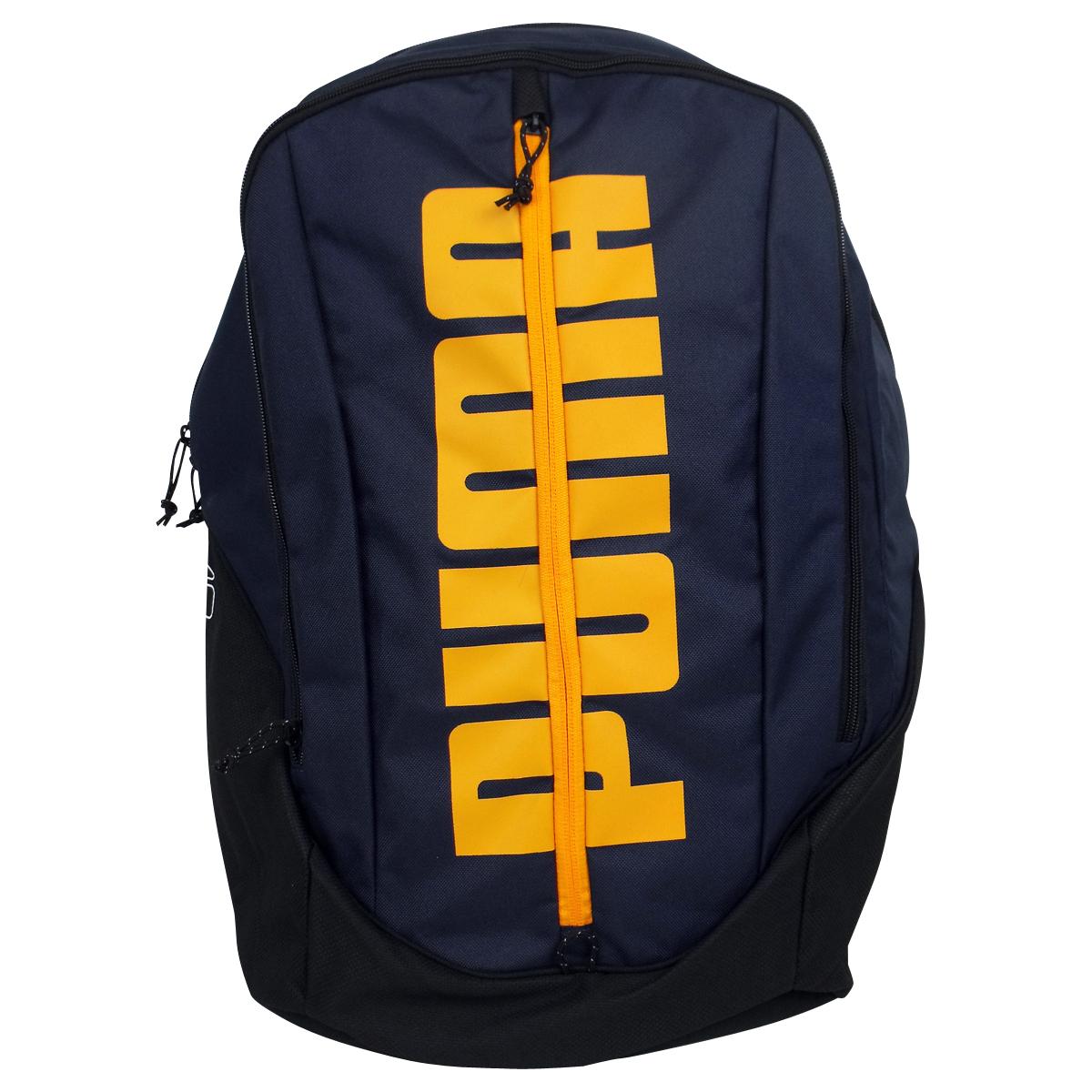 Bags for school amazon - Details About Puma Schulrucksack Jungen Herren Sportrucksack Schwarz