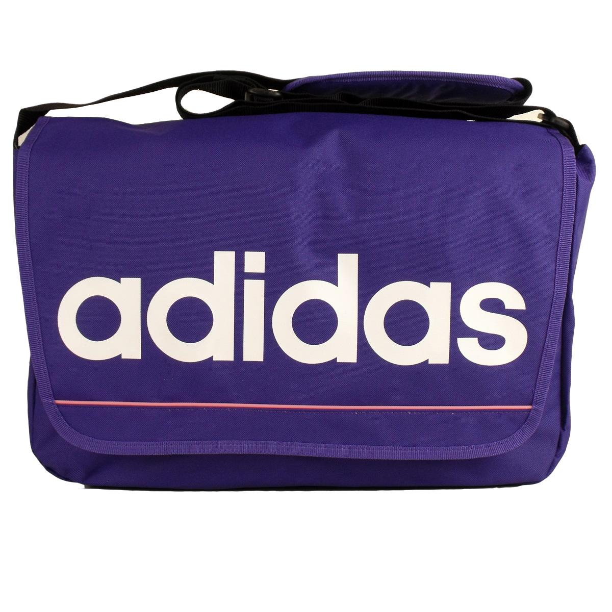 Adidas Retro Shoulder Record Messenger Bag Womens Mens ...