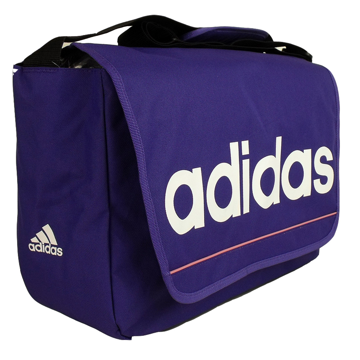 adidas retro shoulder record messenger bag womens mens