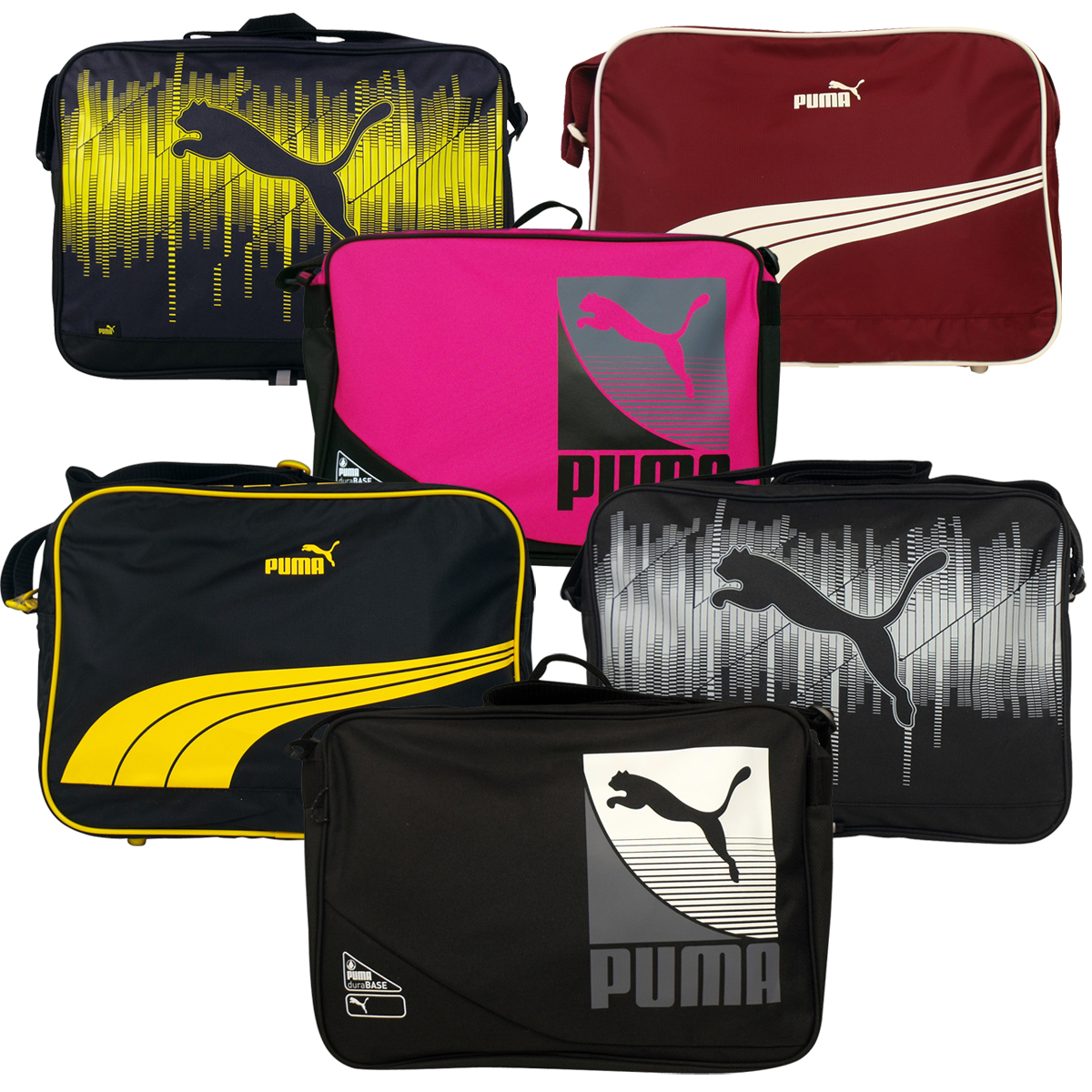 Puma Urban Shoulder Bag Ladies 24