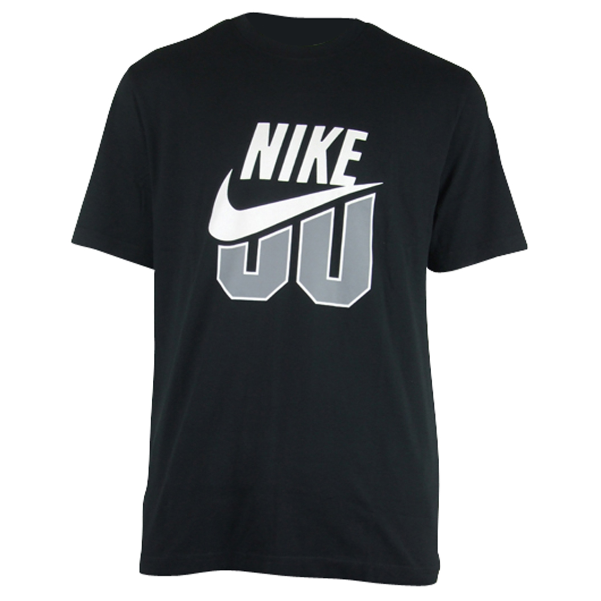 Mens nike graphic retro brand carrier tee t shirt running for Old school nike shirts