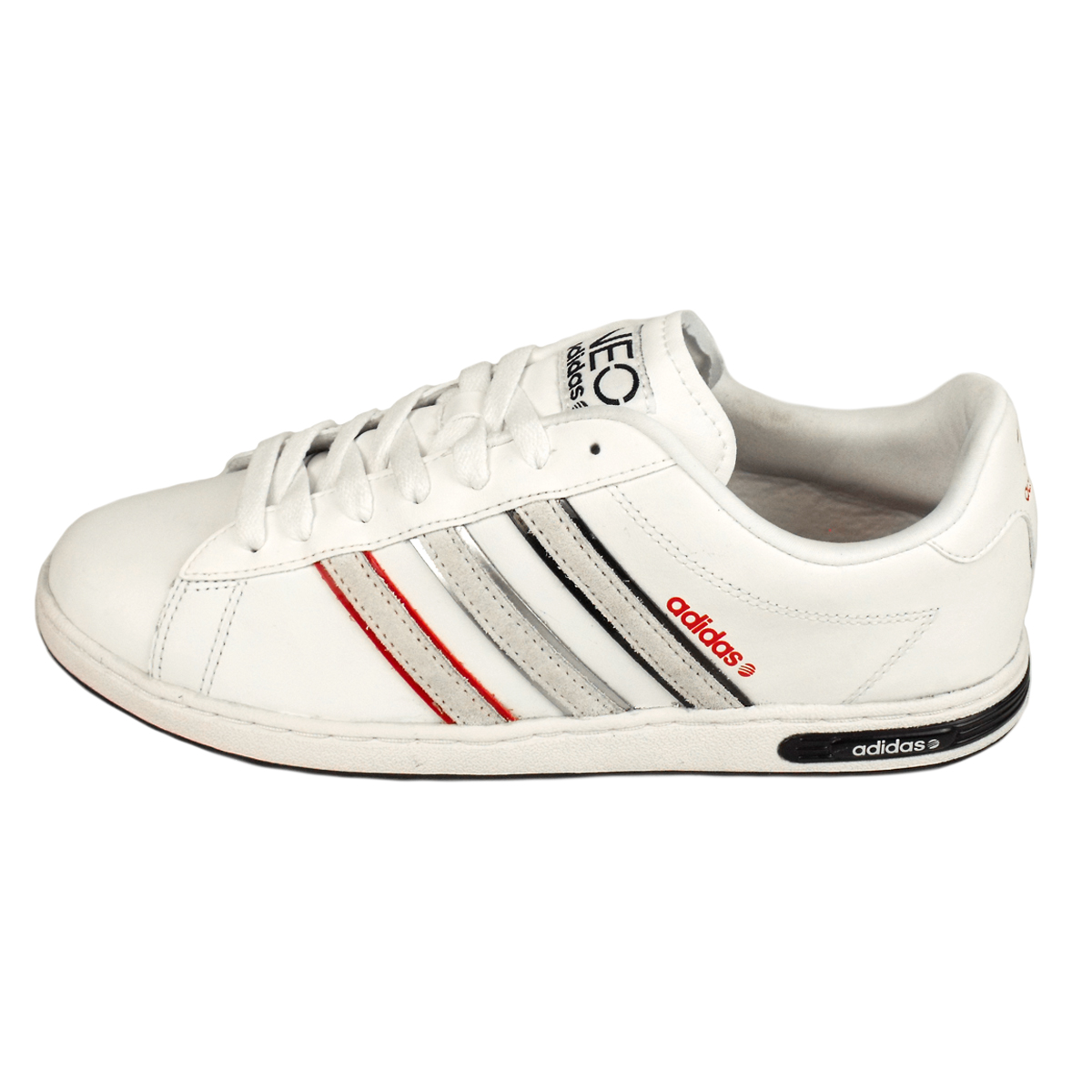 Neo Adidas: Adidas Mens Shoes Derby II Neo Label Trainers White