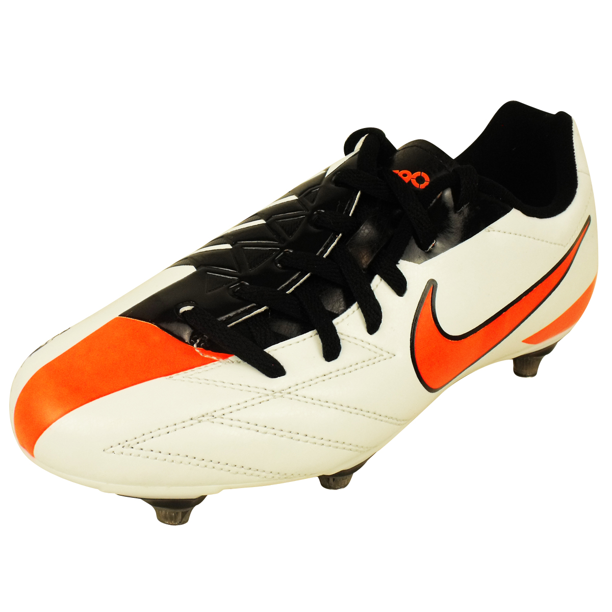Boys Nike Total 90 SG Soft Ground Football Boots Junior ...