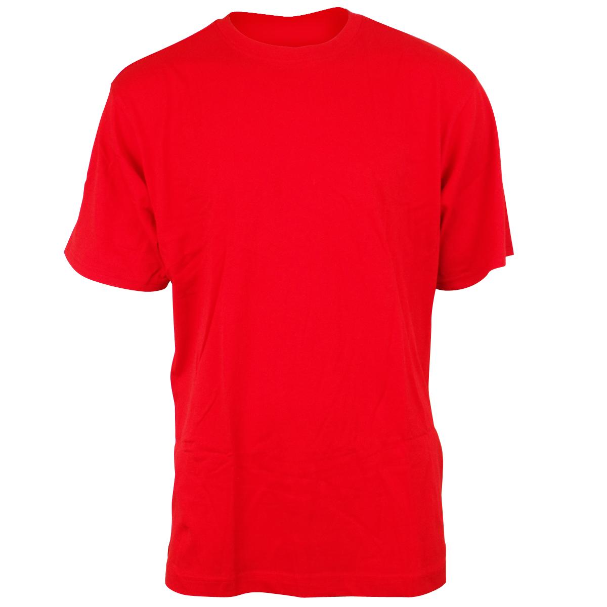 Mens Nike Retro Red Cotton Tee T Shirt Running Training Top L