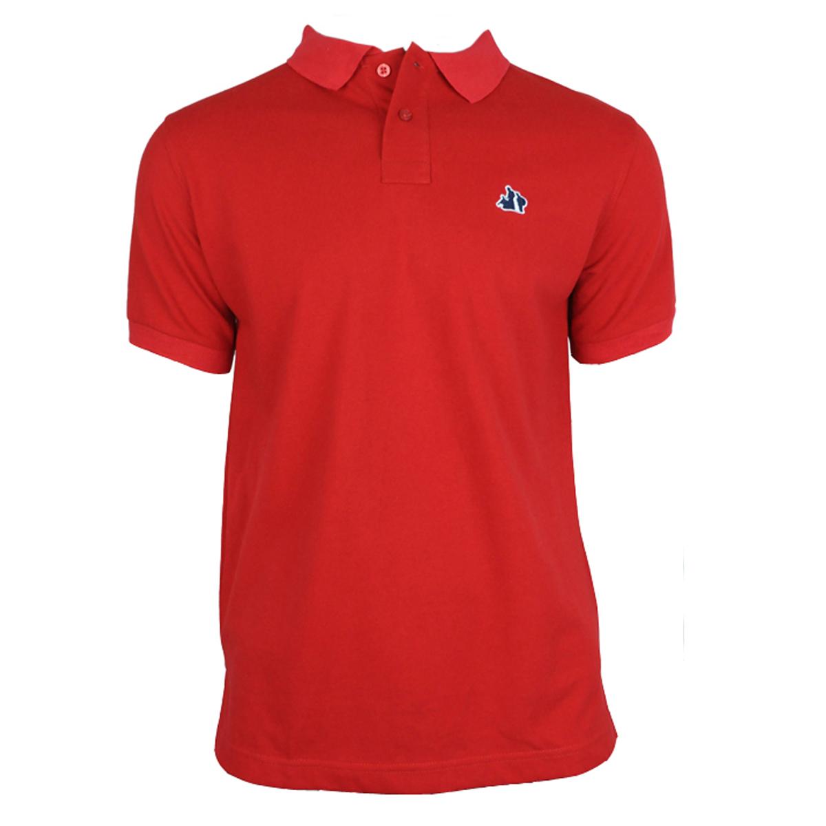 Mens Designer Quality Classic Cotton Pique Polo Shirt Top
