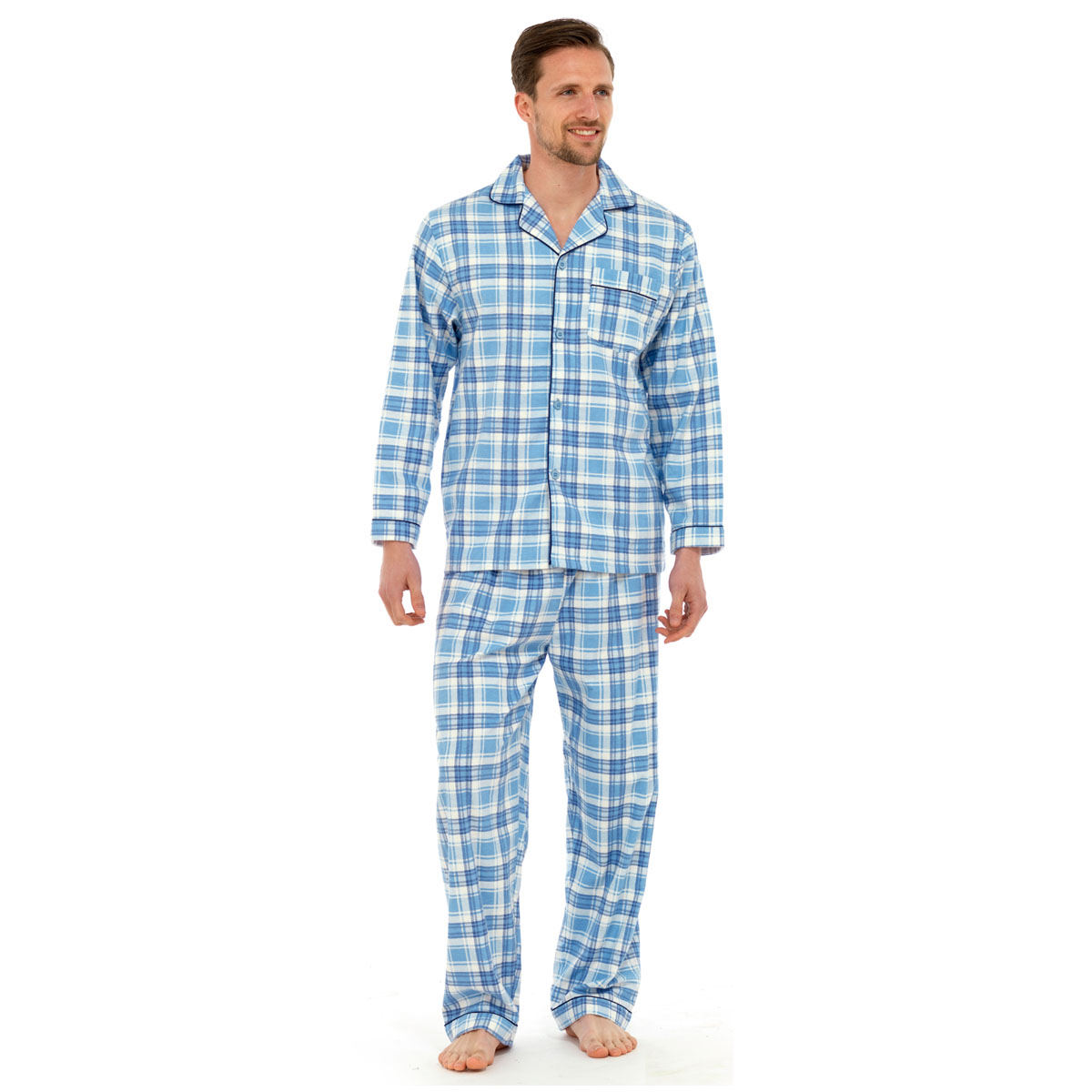 Best Sellers in Men's Pajama Sets #1. GLOBAL Men's Pyjamas % Cotton Comfortable Fleece Sleepwear Long-Sleeve top and Bottom Flannel Pajamas Set out of 5 stars in MEN'S PAJAMA SETS ‹ Any Department ‹ Clothing, Shoes & Jewelry ‹ Men ‹.