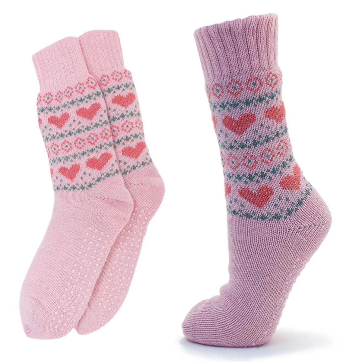 femmes sherpa bottine cheville chaussettes chaussons tricot fourrure ebay. Black Bedroom Furniture Sets. Home Design Ideas
