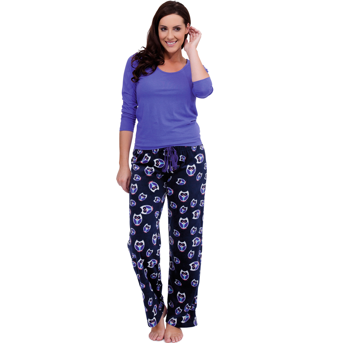 MH-RITA Winter Pajama Sets For Women Thick Warm Flannel Pajamas Pants Cartoon Animal Pyjamas Long Sleeve Sleepwear Home Clothing Autumn,,Xl Comfortable to wear: Light and Comfort,Close to skin and litastmaterlo.gq comfortable to wear and touch with the good quality material.
