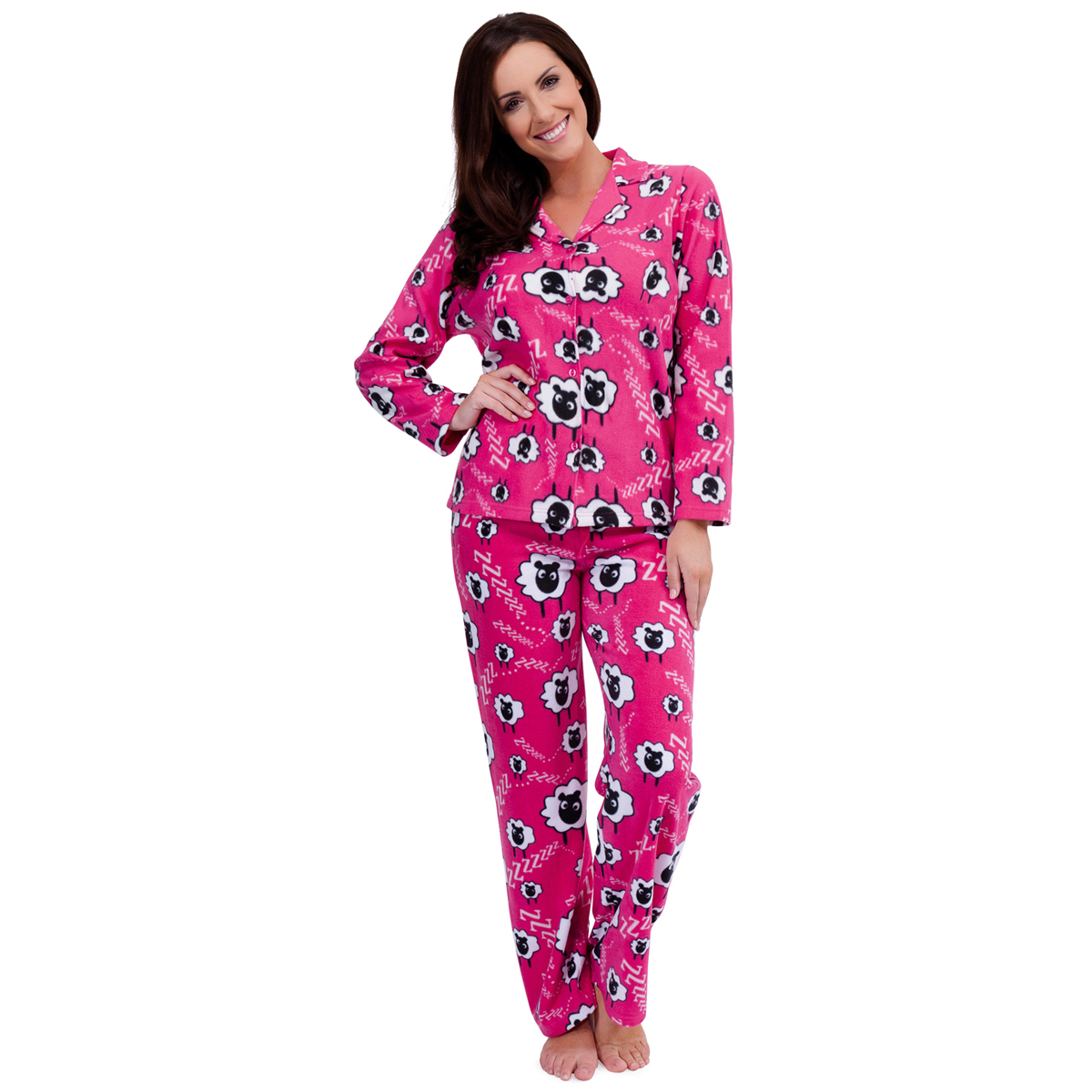 Enjoy beauty sleep in style with our great range of women's pyjamas. Whether you're looking for full-length cotton or short styles, we've got it all.