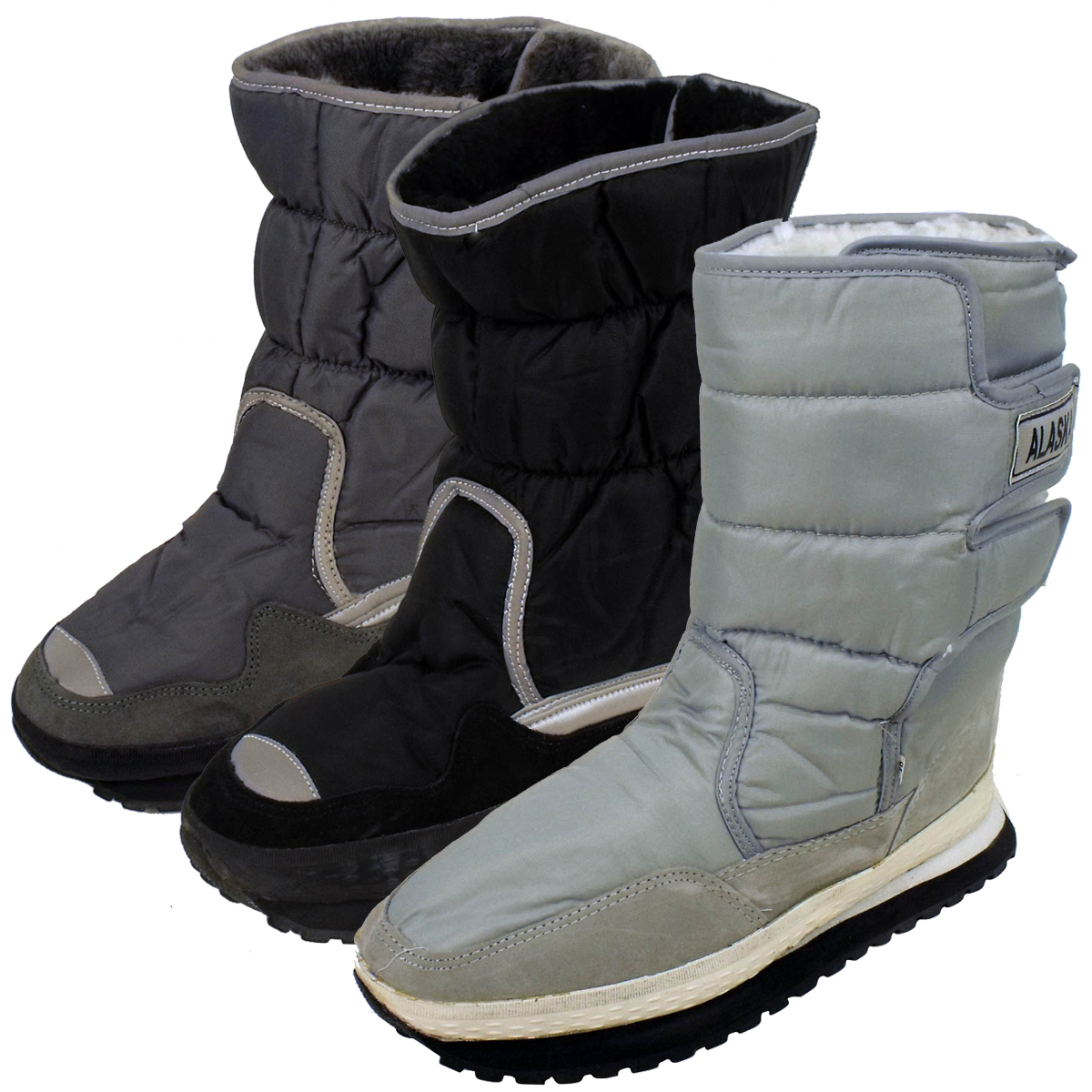 Mens Moon Boots - Cr Boot