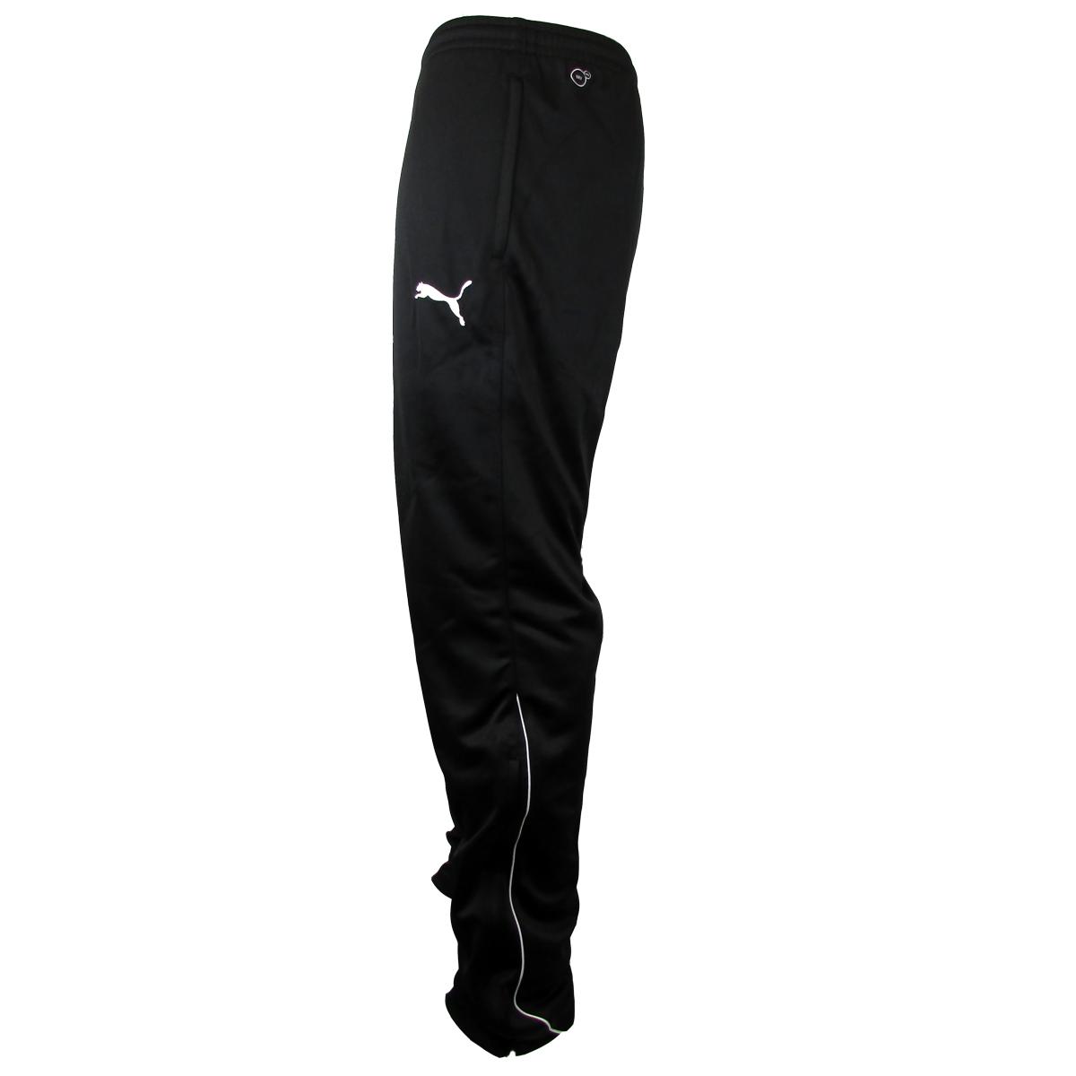 Mens Puma Foundation Tracksuit Track Pant Pants Polyester