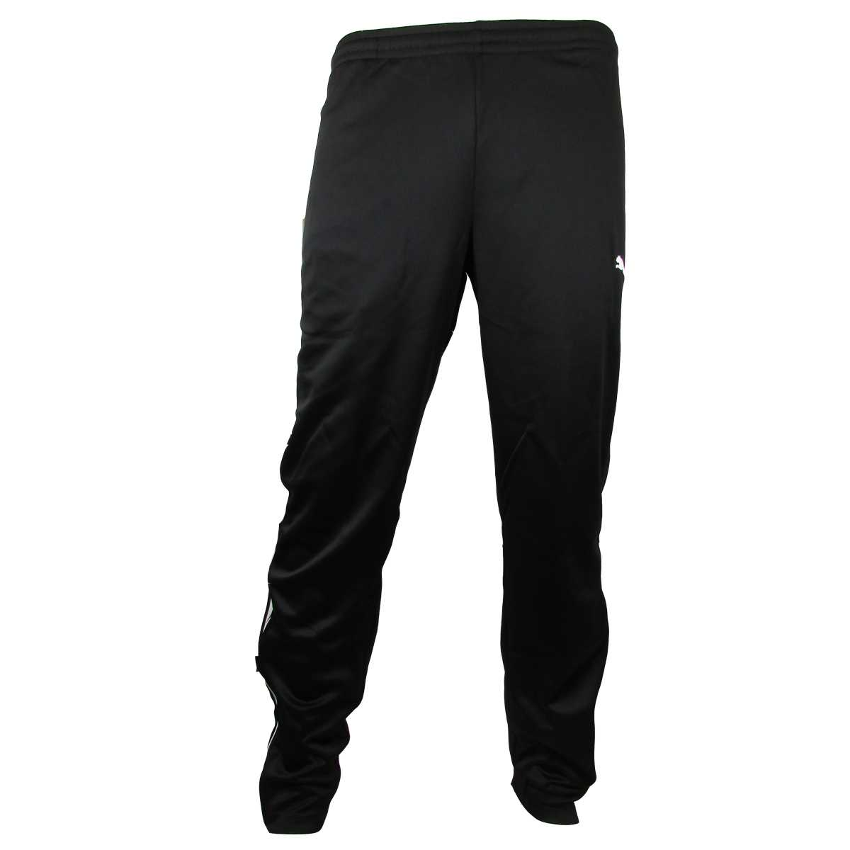 puma tracksuit mens black