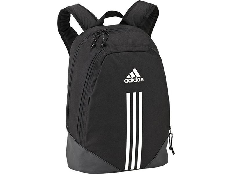 adidas boys black 3s school rucksack backpack shoulder bag