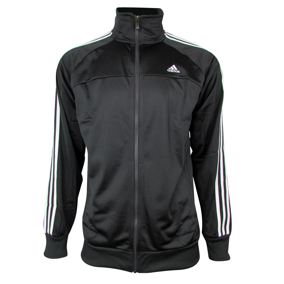 cheap>black adidas jacket white stripes,sport tights,adi ...