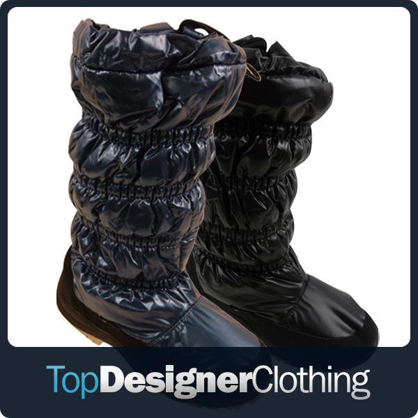 Snow Boots For Womens Warm Fleece Lined Winter Moon Rain