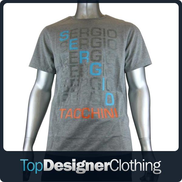 Sergio-Tacchini-Vintage-Football-Firm-T-Shirt-Tee-S-XL