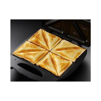 Russell Hobbs 18023 4 Portion Slice Sandwich Toaster Maker