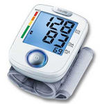 View Item Beurer BC44 Wrist Blood Pressure Monitor Digital Health  Medical Monitor LCD