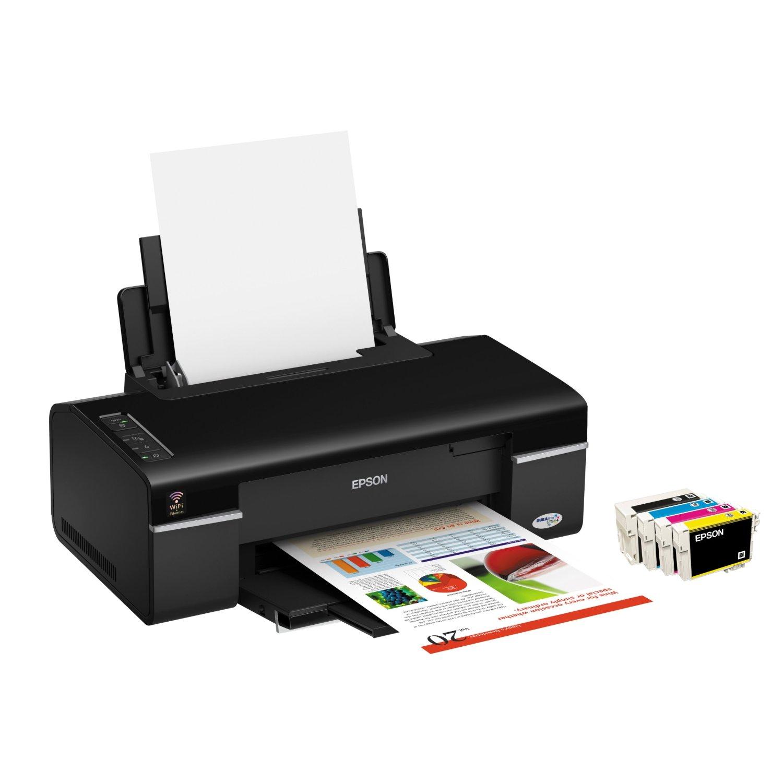 Epson B510dn A4 Colour Stylus B40w Usb Inkjet Printer 5760dpi Ebay
