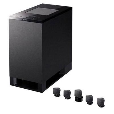 Sony htis100 5 1 channel home cinema surround sound system 450w hdmi