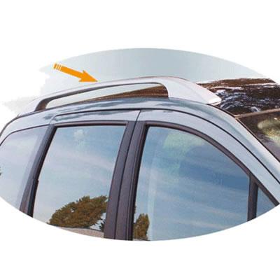 Renault Scenic Roof Rails Aero Bars Rack 03 On Ebay